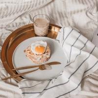 Croque Madame (prancūziškas karštas sumuštinis)